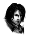 Dishonored: Corvo by Hizoku-no-Oni
