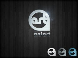 Antart-logo by AntoniaVG