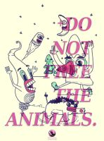 Do not free the animals. by art-mug