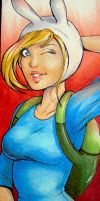 Bookmark 5: Fionna by Forunth