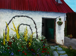 Potter's Studio, Scotland(Commissioned Piece) by artiste-reveur