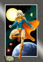 C-Crain New 52 Supergirl by MatthewLosure