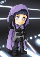 Cyber Master Hinata by Silent-Shanin