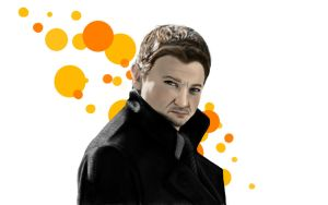 Jeremy Renner by puddlecat1