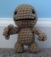sackboy by TheArtisansNook