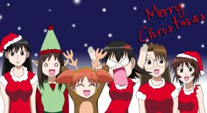 Merry Christmas - Daioh Style by The-8th-Sin