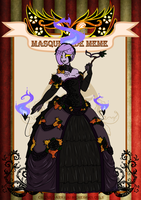 Masquerade Willow by CreepinOn