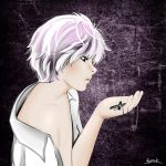 The Boy With Pearls In His Hair by HerrJanik