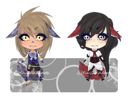 Adoptables [OPEN/1 LEFT!] by xYuujin-Adopts