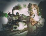 The train version 1 by CaroleBailly-Maitre