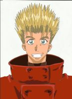 Vash The Stampede by Nenad87