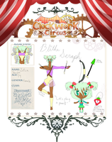 Clockwork Circus App- Zeica by XxSceneyBabayxX