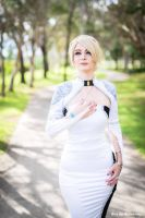 LunaFreya Cosplay by AllyAuer