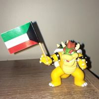 Bowser Kuwait National day by HuswserStar