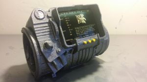 Pipboy 3000 (2) by SMG-73