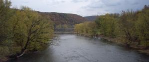 Allegheny River Picture by Buhla