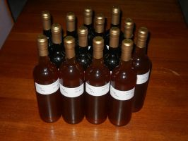 Ginger Wine Homebrew by Bisected8