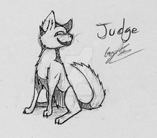 Traditional: The Judge by GingaAkam