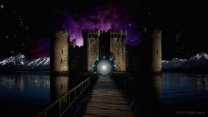 Medieval Stargate by Dave-Daring