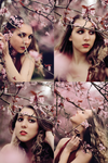 Cherry Blossom Girl by Natashaestelle