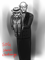 SOG Scarface.The Ventriloquist by Colours07