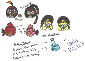 Roleplay Picture 4- Babies, Babies Everywhere! by AngieTheCatGuardian