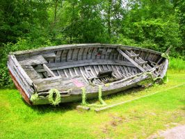 Old Boat by Nookslider
