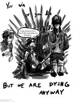 [snk spoilers] this isn't a game by Tavoriel