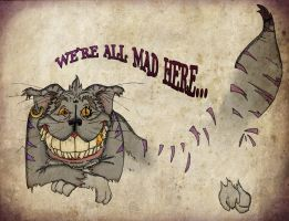 We're All Mad Here... by croonstreet