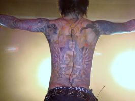 Kyo Dir En Grey by soulstrifer