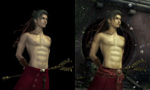 Bishonen - Before and After by louly