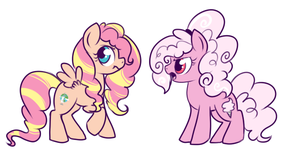 Flutterpie Fillies by lulubellct