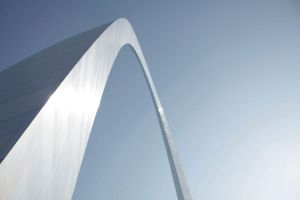 St. Louis Arch2 by blankearthdesign
