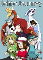 Johto Journey Cover by Kaylith