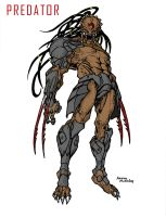 The Predator - Remastered by elflabo