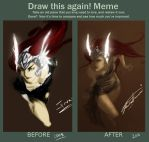 meme Before and After by Newsha-Ghasemi