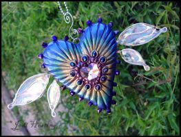 Soul Spirit - Sun Catcher - Heart of Avalon by andromeda