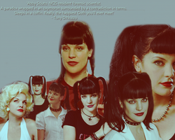 Abby Sciuto Wallpaper by Nyssa-89