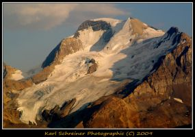 Athabasca Glacier 1 by KSPhotographic