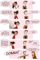 The rebound - Doctor Who comic by SWING-21