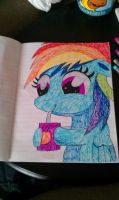Filly Dash by MaybyAGhost