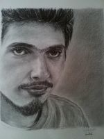 My Friend: Yasir by solidx86