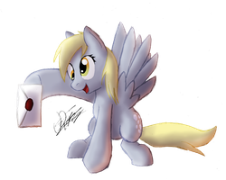 Derpy Hooves by ScottFraser