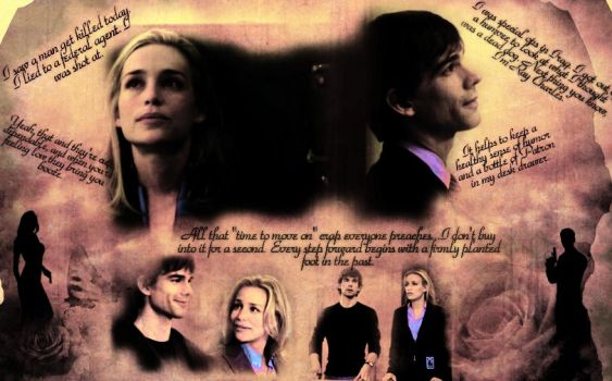 Auggie and Annie Wallpaper by Muse-13