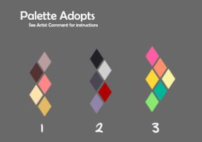 Palette Adopt #1 [OPEN] by Gotherika