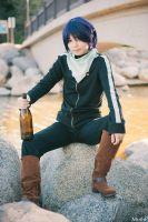 Noragami - Wandering God by Gwiffen