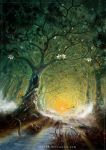 Magic Forest by Azot2014