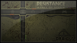 Resistance:FoM PS3 Theme by Draicus