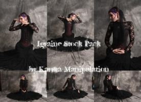 Igraine 01 - Medieval Stock by Karma-Manipulation