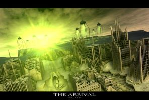 The Arrival by thmc